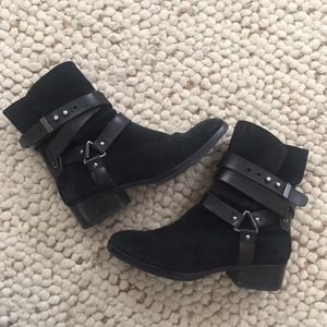 Pour La Victoire Ankle Boots
